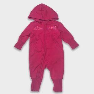 4/$20🥳 Joe Fresh Pink Sitting Pretty Sleeper